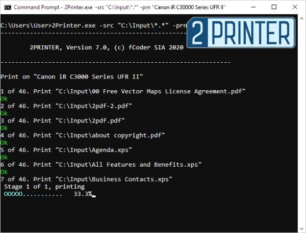 2Printer 7.0 – wiersz poleceń alternatywny do Print Conductor